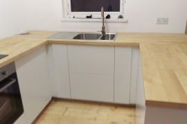 Ikea fitting project