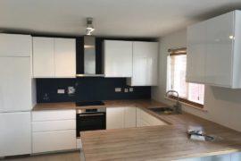 Kitchen renovation in Ongar