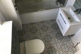 Bathroom remodel in Balbriggan