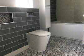 Bathroom renovation in Balbriggan